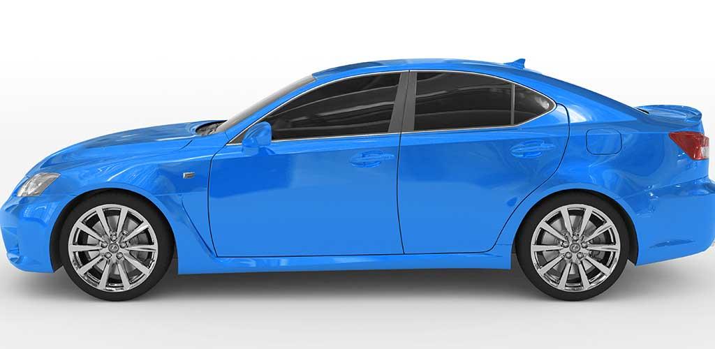 car wind tinting